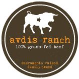 Avdis Ranch Sacramento | All Natural Grass-Fed-Pasture Raised-Family Owned